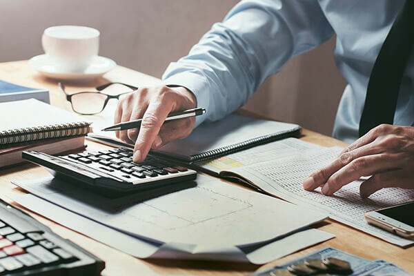 Услуги по восстановлению бухгалтерского учета